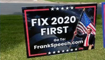 'Fix 2020' leaders declare war on silence of GOP elected officials