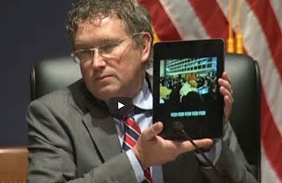 Rep. Massie to AG: Were federal agents present on Jan. 6, namely Ray Epps?