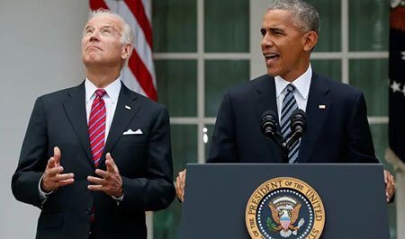 Nowhere men: Democrats failing with youth, minorities as Biden bombs with Obama's agenda