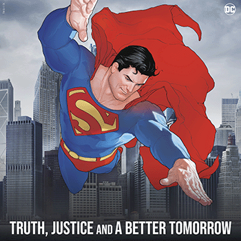 'Not brave': Former star unimpressed as Superman spurns the 'American Way'